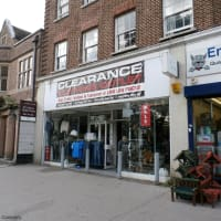 Image Of The Clearance Outlet