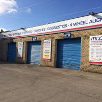 M C C Manchester Rd, Bradford sell tyres