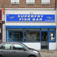 promo code 43960 bbb5b Superfry Fish Bar, London | Takeaway Food - Yell