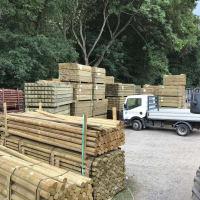 Woodford Forest Amp Landscape Ltd Salisbury Fencing