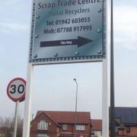 Scrap Trade Centre Ltd, Leigh   Scrap Metal Merchants - Yell