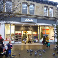 Clarks Shoe Shop Harrogate