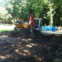 C H Mini Digger Hire Ltd, Wymondham | Groundwork Contractors - Yell