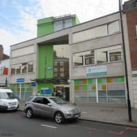 Sexual health clinic streatham high road map