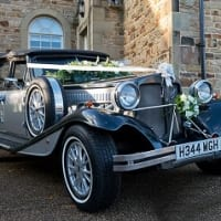 Image Of Best Friends Wedding Cars