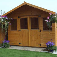 Image 7 Of East Kilbride Garden Sheds