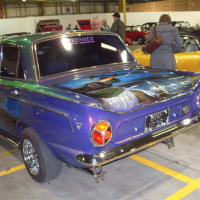Classic Ford Parts, Blackburn | Classic Cars - Yell