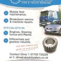 Mobile Mechanics in Ipswich | Reviews - Yell
