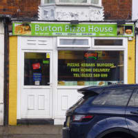 Burton Pizza House Lincoln Fast Food Restaurants Yell