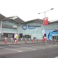 Cafes Coffee Shops In Birmingham International Station