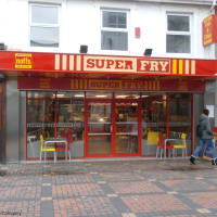 more photos 2231b dfc39 Superfry, Swindon | Fish & Chip Shops & Restaurants - Yell