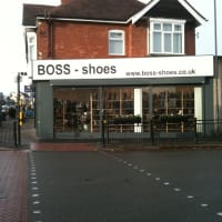 Image Of Boss Shoes