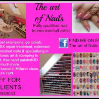 The art of nails trowbridge nail technicians yell image of the art of nails prinsesfo Image collections