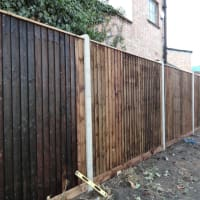B R Fencing Worcester Park Garden Fencing Yell