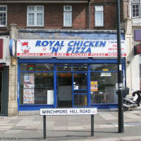 Royal Chicken Pizza London Food Drink Delivered Yell
