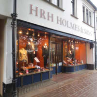 066d0c891a9 H.R.H Holmes & Sons, Hitchin | Men's Clothes Hire - Yell