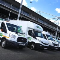 Europcar Van Rental Edinburgh Van Hire Yell