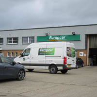 Europcar Van Rental Guildford Van Hire Yell