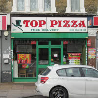 Top Hat Pizza London Pizza Delivery Takeaway Yell