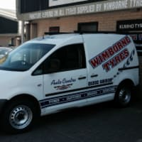 Wimborne Tyres Ltd, Wimborne   Tyres Yell