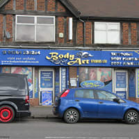 Tattooists Near Brierley Hill West Midlands Reviews Yell