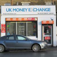 Image Of Uk Money Exchange Travel