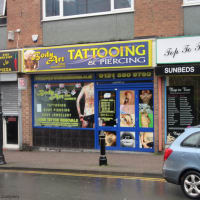 Body Art Tattoo And Piercing Halesowen