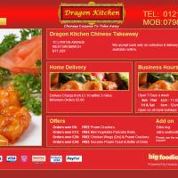 Dragon Kitchen Chinese Takeaway West Bromwich Takeaway
