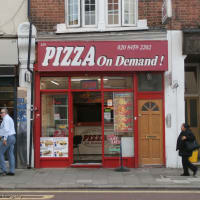The Best Pizza Delivery Takeaway Near N17 Top Rated On Yell