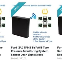 TPMS Bypass, Lincoln | Car Accessories & Parts - Yell