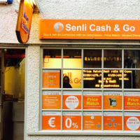 Cash And Go >> Senli Cash Go Oxford Bureaux De Change Foreign Exchange Yell