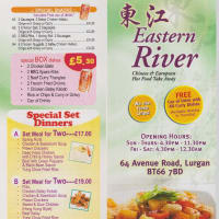 Eastern River, Craigavon | Takeaway Food - Yell