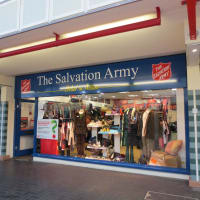 salvation army charity shop hyde charity shops yell. Black Bedroom Furniture Sets. Home Design Ideas