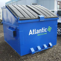 atlantic recycling ltd skip hire yell. Black Bedroom Furniture Sets. Home Design Ideas