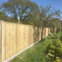 g b fencing landscaping eastleigh landscapers yell