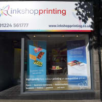 Ink shop printing aberdeen printers lithographers yell image of ink shop printing reheart Choice Image