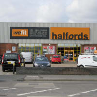 Image of Halfords
