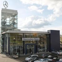 Mercedes benz brentford brentford commercial vehicle dealers manufacturers yell - Mercedes benz garage london ...