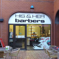 Image Of His Hers Barbers