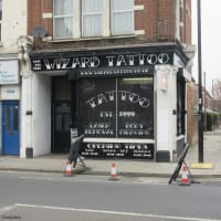 Wizard Tattoo Studio London Tattooists Yell