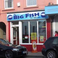 The big fish cheltenham