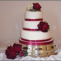 The Faux Wedding Cake Co Nelson Wedding Cakes Yell
