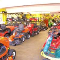 Ron Smith Amp Co Ltd Worcester Lawnmowers Amp Garden