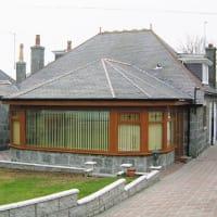 M T C Property Development Co Ltd Aberdeen Windows Yell