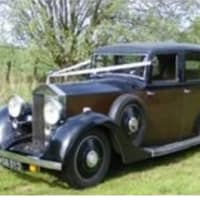 Image Of Edinburgh Rural Vintage Car Hire