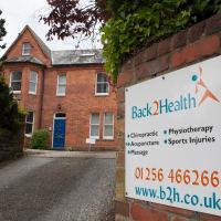 Back 2 Health Petersfield Chiropractors Yell