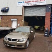 Wheel Refurbishment Near Me >> Great B. Accident Repair Centre, West Bromwich | Car Spraying - Yell