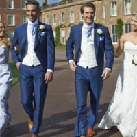 Image Of Suit The Occasion At Nuneaton Wedding Studios