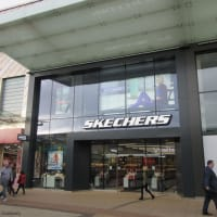 skechers glasgow