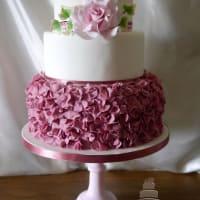Sugar Rose Cake Design